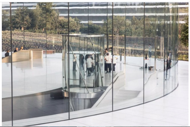 Choáng ngợp trước khuôn viên làm việc mới của Apple – Apple Park ảnh 13