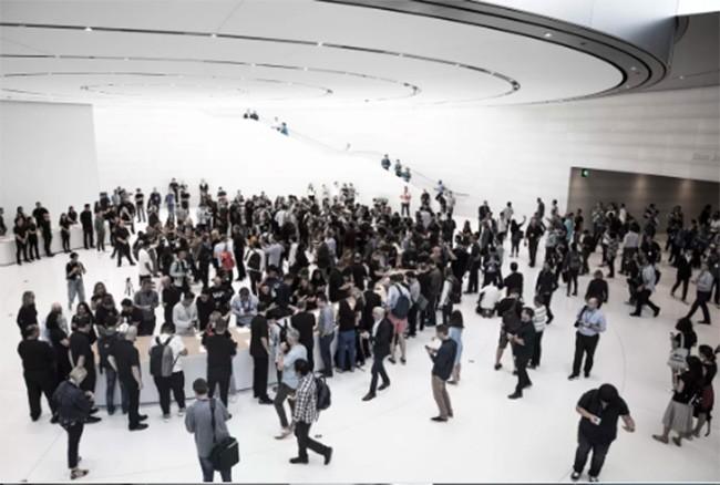 Choáng ngợp trước khuôn viên làm việc mới của Apple – Apple Park ảnh 22