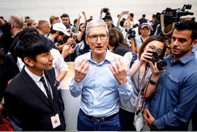 Choáng ngợp trước khuôn viên làm việc mới của Apple – Apple Park ảnh 21