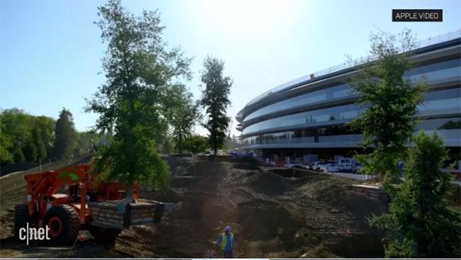 Choáng ngợp trước khuôn viên làm việc mới của Apple – Apple Park ảnh 29