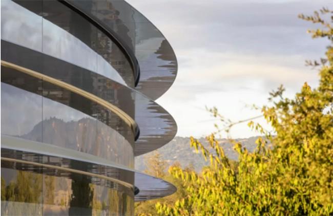 Choáng ngợp trước khuôn viên làm việc mới của Apple – Apple Park ảnh 26