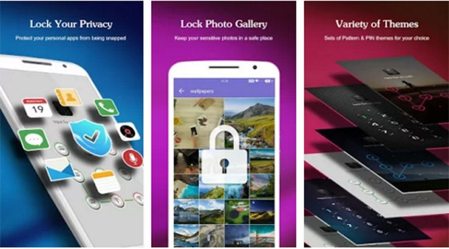 Top 10 ứng dụng khóa màn hình khiến bạn thích mê ảnh 10