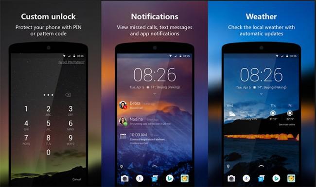 Top 10 ứng dụng khóa màn hình khiến bạn thích mê ảnh 3