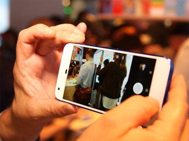 """""""Cẩm nang"""" về smarphone thế hệ mới của Google: Pixel 2 ảnh 7"""