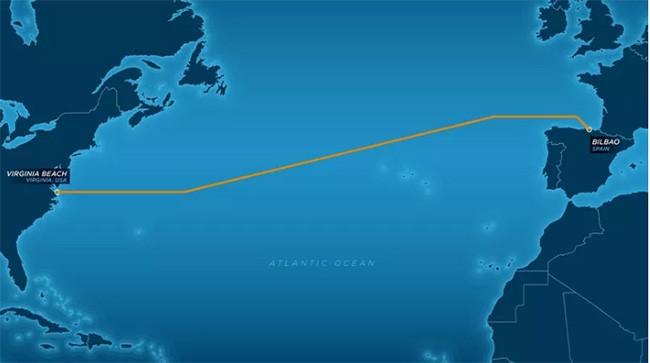 Facebook và Micosoft xây dựng thành công tuyến cáp ngầm khổng lồ dưới lòng đại dương ảnh 2