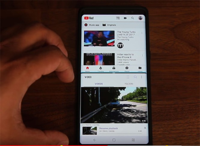 5 mẹo cần biết để xài màn hình cong trên Galaxy Note 8 đẳng cấp hơn ảnh 5