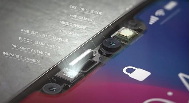 Tính năng camera TrueDepth và Face ID sẽ cập bến iPad Pro trong năm 2018 ảnh 2