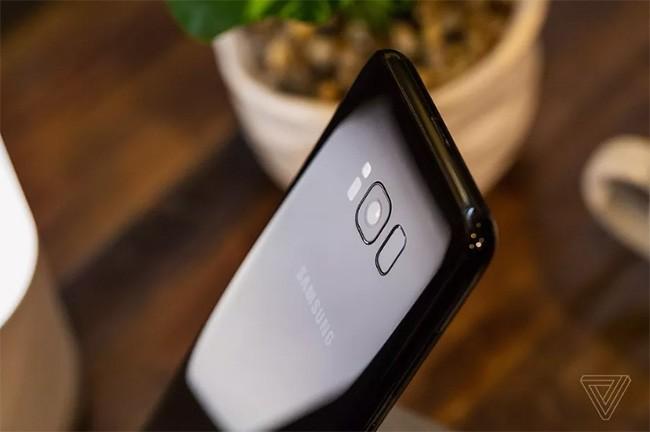Galaxy Note 9 sẽ trang bị cảm biến vân tay dưới màn hình ảnh 1