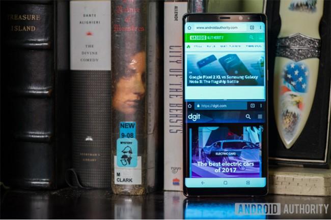 5 ưu điểm nổi bật của Samsung Galaxy Note 8 ảnh 3
