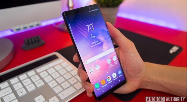 5 ưu điểm nổi bật của Samsung Galaxy Note 8 ảnh 2