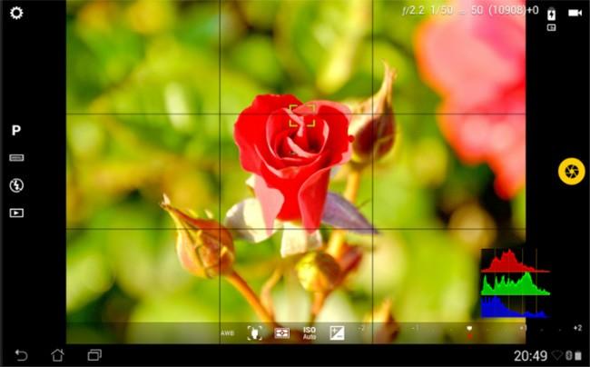 Top 10 ứng dụng camera tốt nhất cho Android ảnh 1