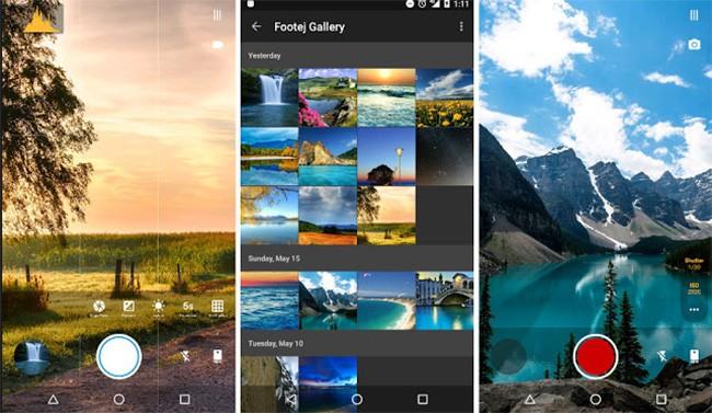 Top 10 ứng dụng camera tốt nhất cho Android ảnh 7
