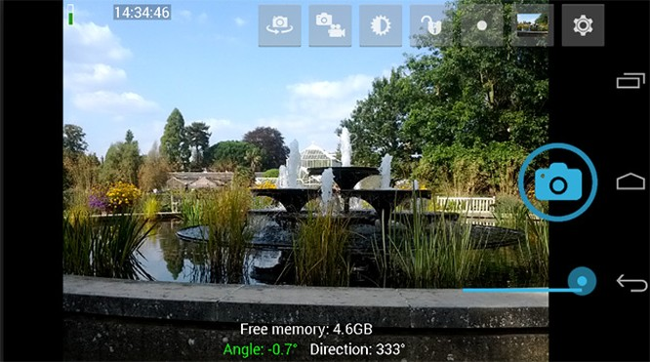 Top 10 ứng dụng camera tốt nhất cho Android ảnh 10