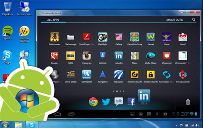 Top 10 ứng dụng giả lập Android được săn lùng nhiều nhất trên Mac và PC ảnh 10