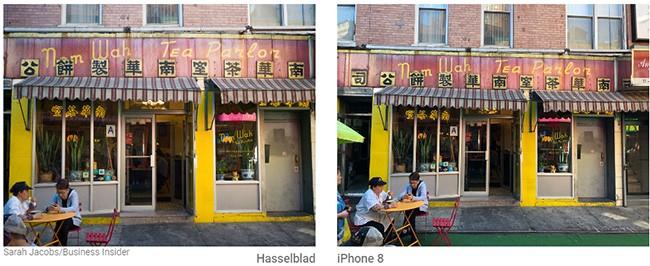 So sánh đẳng cấp chụp hình giữa máy ảnh 9000 USD và iPhone 8 Plus ảnh 3
