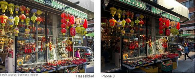 So sánh đẳng cấp chụp hình giữa máy ảnh 9000 USD và iPhone 8 Plus ảnh 4