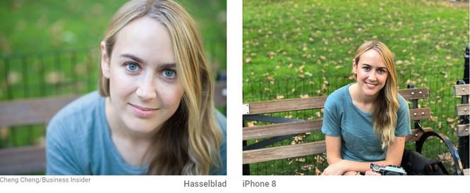 So sánh đẳng cấp chụp hình giữa máy ảnh 9000 USD và iPhone 8 Plus ảnh 7
