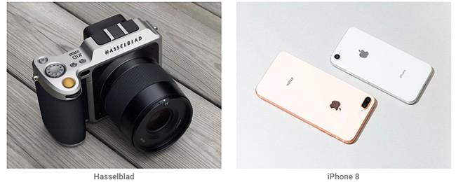So sánh đẳng cấp chụp hình giữa máy ảnh 9000 USD và iPhone 8 Plus ảnh 1