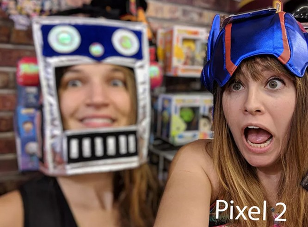 So tài iPhone 8 Plus và Google Pixel 2: Máy ảnh nào đẳng cấp hơn? ảnh 6
