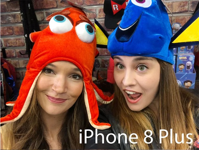 So tài iPhone 8 Plus và Google Pixel 2: Máy ảnh nào đẳng cấp hơn? ảnh 4