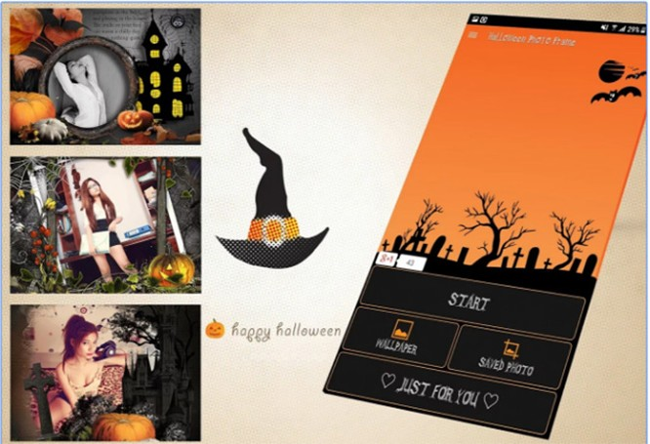 Top 10 ứng dụng cho mùa lễ Halloween khó quên ảnh 6