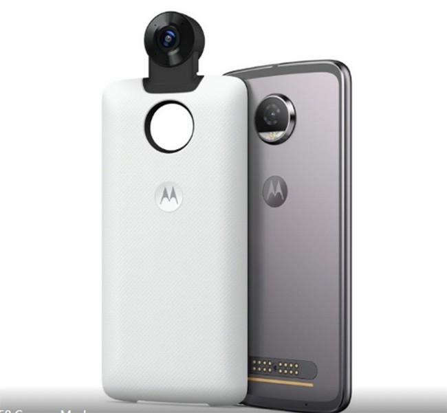 Camera trên smartphone ra mắt dịp cuối năm 2017 có gì đặc biệt? ảnh 2