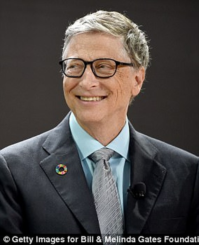 Bill Gates bỏ túi gần 10 triệu USD mỗi ngày, những người nổi tiếng kiếm tiền ra sao? ảnh 1
