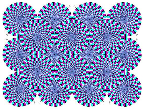 Hại não: Những ảo ảnh đánh lừa thị giác (Phần 1) ảnh 1