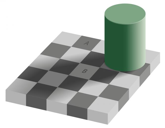 Hại não: Những ảo ảnh đánh lừa thị giác (Phần 1) ảnh 5