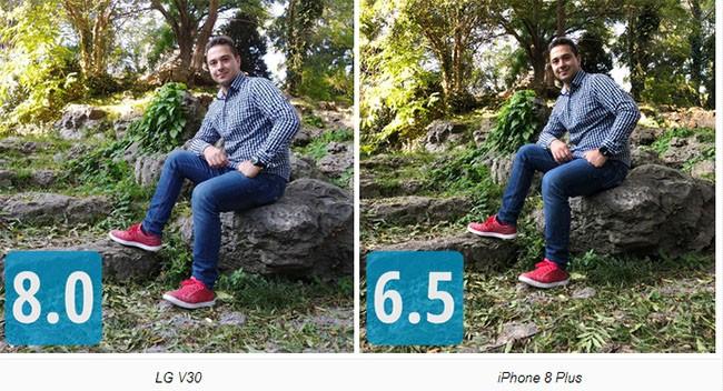 """So sánh camera """"thần thánh"""" của Galaxy Note 8, LG V30, HTC U11 và iPhone 8 Plus ảnh 7"""