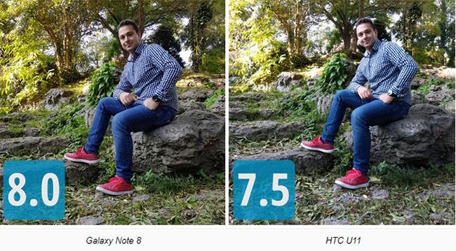 """So sánh camera """"thần thánh"""" của Galaxy Note 8, LG V30, HTC U11 và iPhone 8 Plus ảnh 8"""