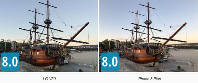 """So sánh camera """"thần thánh"""" của Galaxy Note 8, LG V30, HTC U11 và iPhone 8 Plus ảnh 9"""