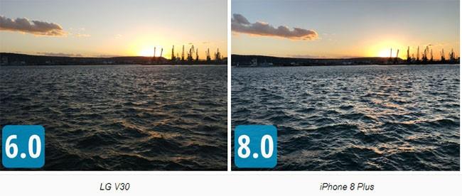"""So sánh camera """"thần thánh"""" của Galaxy Note 8, LG V30, HTC U11 và iPhone 8 Plus ảnh 11"""