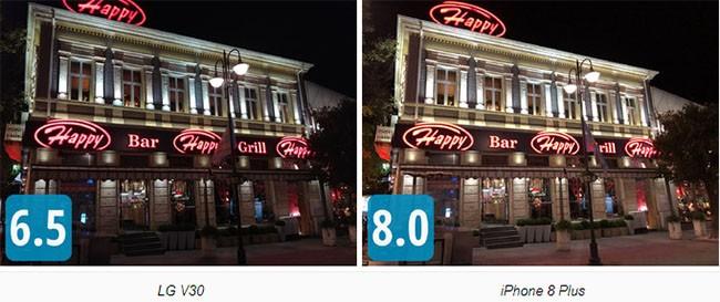 """So sánh camera """"thần thánh"""" của Galaxy Note 8, LG V30, HTC U11 và iPhone 8 Plus ảnh 13"""