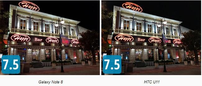 """So sánh camera """"thần thánh"""" của Galaxy Note 8, LG V30, HTC U11 và iPhone 8 Plus ảnh 14"""