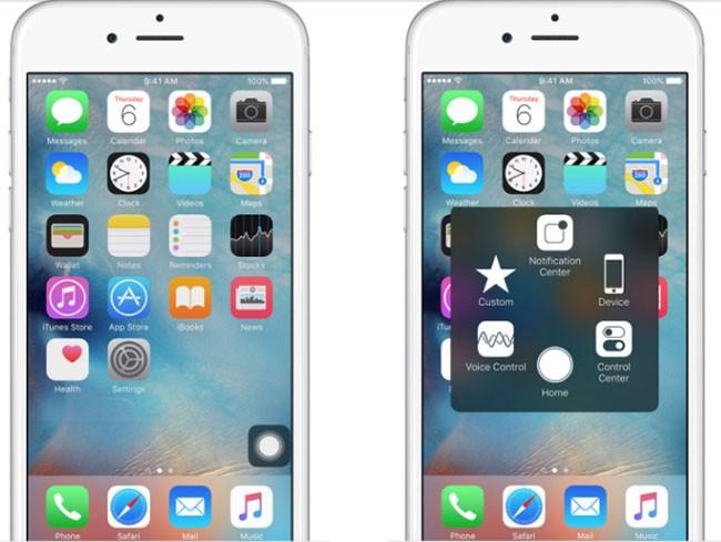 Làm thế nào để tạo nút Home ảo trên iPhone X? ảnh 3