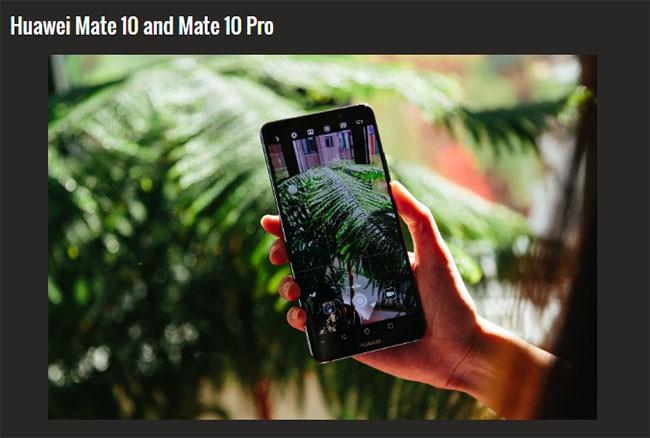 Tại sao cứ phải là iPhone X, đây là top 6 smartphone dành cho bạn ảnh 5