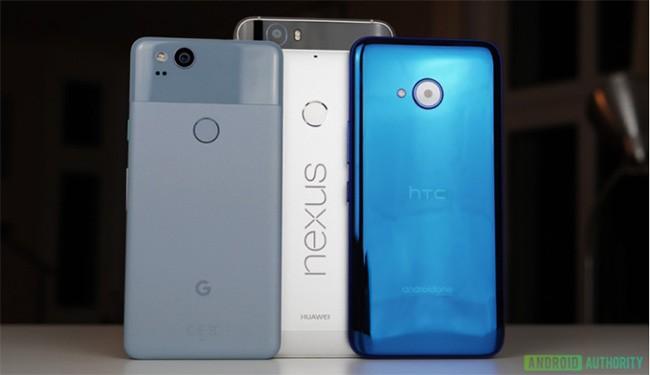Nhìn lại lịch sử của Google: từ Nexus, Pixel, Android One đến Android Go ảnh 1