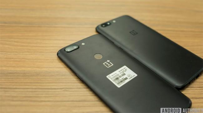 """Trên tay OnePlus 5T: tỷ lệ màn hình 18:9, camera """"công nghệ Pixel thông minh"""" ảnh 2"""