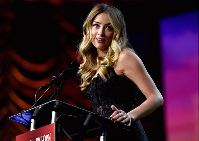 Amber Heard. Chris Pizzello / Ảnh AP