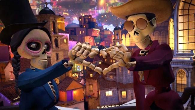"""Trải nghiệm """"Vùng đất linh hồn"""" của Pixar bằng công nghệ VR ảnh 1"""