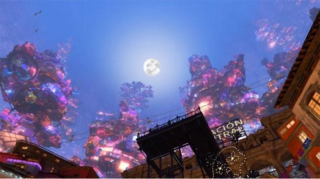 """Trải nghiệm """"Vùng đất linh hồn"""" của Pixar bằng công nghệ VR ảnh 2"""