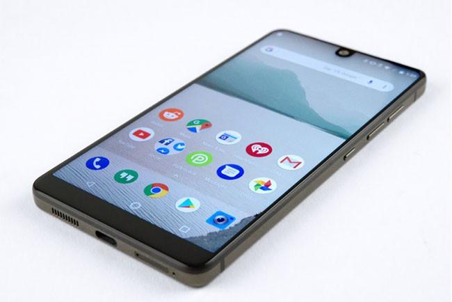 Essential Phone – sự lựa chọn mới cho fan Android thích thiết kế iPhone X ảnh 2