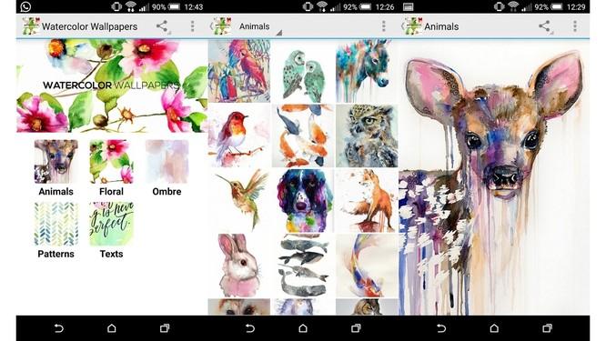 """""""Phẫu thuật thẩm mỹ"""" smartphone Android với các ứng dụng Fleksy, Nova và TrueCaller ảnh 4"""