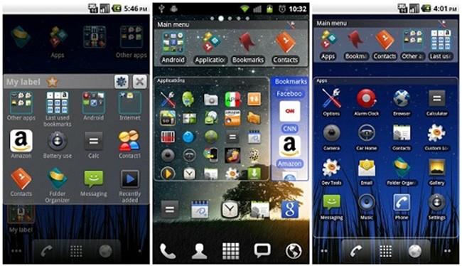 """""""Phẫu thuật thẩm mỹ"""" smartphone Android với các ứng dụng Fleksy, Nova và TrueCaller ảnh 9"""
