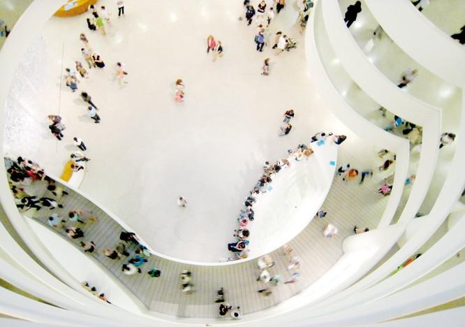 Chiêm ngưỡng 15 không gian công cộng đẹp nhất thế giới ảnh 9