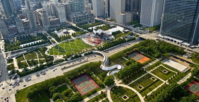 Chiêm ngưỡng 15 không gian công cộng đẹp nhất thế giới ảnh 1