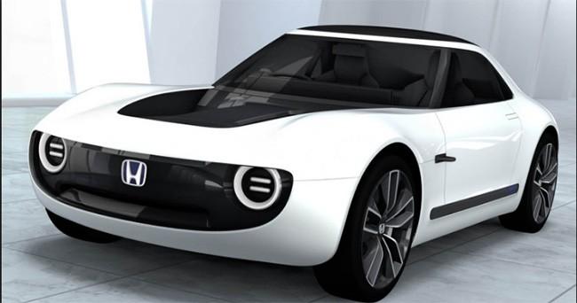 Honda hứa hẹn sản xuất ôtô điện chỉ cần 15 phút để sạc đầy ảnh 1