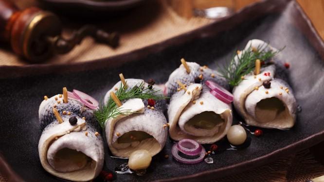 Văn hóa ẩm thực dịp Tết Dương lịch trên toàn thế giới ảnh 8