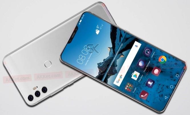 Huawei P20: Bộ ba quái vật 3 mắt sẽ xuất hiện vào tháng 2 ảnh 2